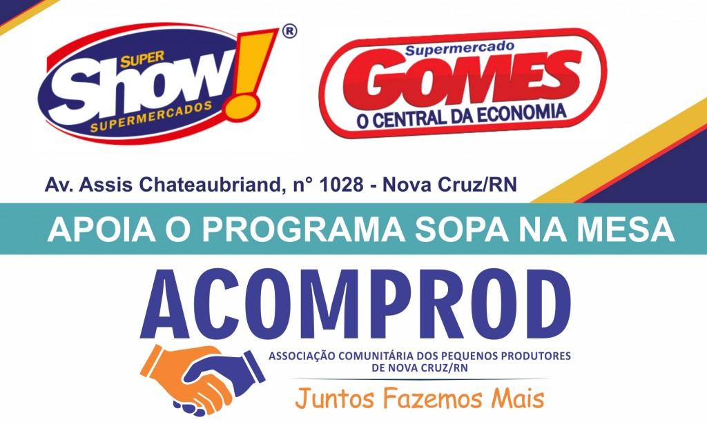 Banner Superm. Gomes apoia Programa (2)