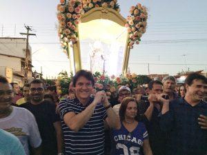 22.05 Robinson participa de procissão em Santa Cruz - Foto Fernanda Andrade (1)