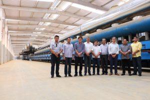 Visita do governador à Polo Industrial de Goianinha  - Fotos Rayane Mainara  (2)